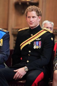 Prince Harry is moving on from his military career. Prince Harry Of Wales, Prince William And Harry, Prince Harry And Megan, Prince Henry, Harry And Meghan, Diana Son, Lady Diana, Prince Harry Pictures, Harry Windsor