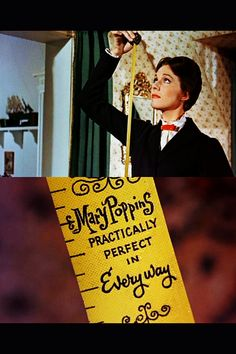 "My mom actually was ""practically perfect in every way"" :) she loved Mary Poppins & all the other classic Disney movies, too! Walt Disney, Disney Amor, Disney Magic, Disney Pixar, Fandoms Unite, Disney Dream, Disney Love, Disney Stuff, Dreamworks"