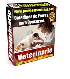 Coletânea Provas para Concursos - Veterinário
