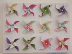 Easy and cute decorations for spring or summer