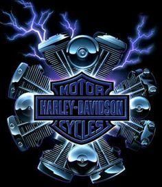 Harley Davidson Pictures, Harley Davidson Wallpaper, Harley Davidson T Shirts, Harley Davidson Motorcycles, Grim Reaper Art, Motorcycle Logo, Harley Davison, Biker Quotes, Sunrise Wallpaper