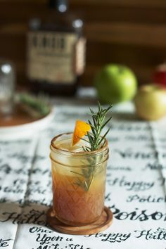 Bourbon Apple Cider- This lady writes so well in this blog.. This drink sounds dangerously drunkenly deliciouuusssss
