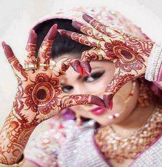 Lates Bridal Mehndi Designs 2013 For Girls