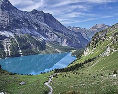 Via Alpina - Etappe 13, Griesalp–Kandersteg - Schweiz Mobil - Wanderland