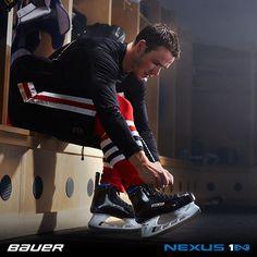 Serre tes patins et deviens le PlayMaker avec les patins Bauer Nexus 1N !! #BeThePlayMaker #Bauerfrance