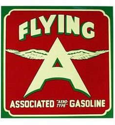 flying a