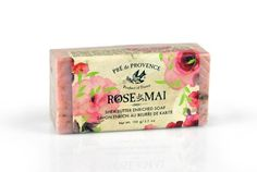 Pre de Provence French Soap Bar, Enriched with Shea Butter, Quad-Milled For A Smooth and Rich Lather, Infused With Real Petals Gram) - Rose De Mai *** You can find out more details at the link of the image. (This is an affiliate link) Creamy Layer, Provence Rose, Harvest Basket, French Soap, Wholesale Roses, Rose Soap, Vitis Vinifera, Perfume, Olive Fruit