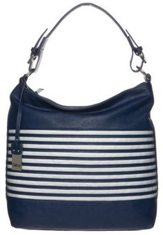 DAISY - Shopping bag - blue