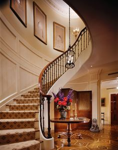 Cullman & Kravis: City  #architecture #interior #staircase