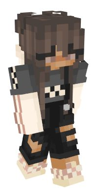 Check out our list of the best EGirl Minecraft skins. Skins Minecraft, Minecraft Skins Female, Minecraft E, Minecraft Outfits, Minecraft Skins Aesthetic, Amazing Minecraft, Minecraft Tutorial, Minecraft Crafts, Minecraft Designs