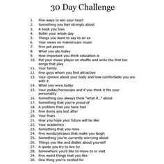 just a couple only same questions, but then they had added in some other additions into the mix. I would actually like to try this out though now myself! #challengeaccepted
