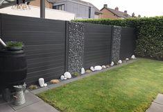 Precious Tips for Outdoor Gardens - Modern Diy Fence, Backyard Fences, Fence Ideas, Modern Garden Design, Landscape Design, Indoor Garden, Outdoor Gardens, Rooftop Gardens, Concept Architecture
