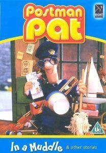 Amazon.com: Postman Pat - In A Muddle [DVD]: Movies & TV