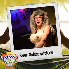 Roos van de Westelaken: Roos Schaamteloos, https://www.facebook.com/krabberklets/?fref=ts