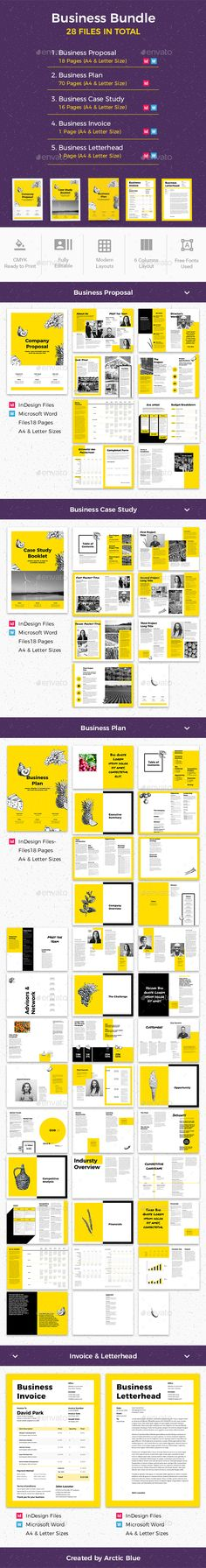 Success Business Proposal Template  Discover More Best Ideas