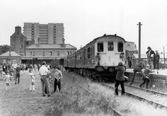 Kemp Town Station, Brighton, East Sussex [1971].