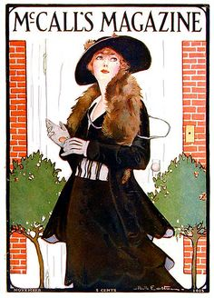 Lovely Lady--1915 McCall's Magazine