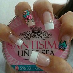 imagina con tae #detodo # De Todo # amreading # books # wattpad Diy Nails, Swag Nails, Cute Nails, Pretty Nails, Mandala Nails, Nails Only, Minimalist Nails, French Tip Nails, Beautiful Nail Designs
