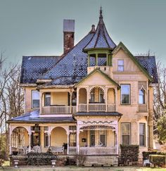 (95) Victorian House - Home