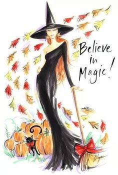 "Magick Wicca Witch Witchcraft: ""Believe in"