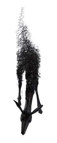 Tomohiro Inaba - wire art