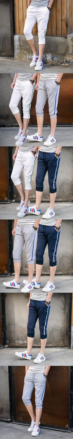 charmingtime summer new shorts stripes youth casual shorts