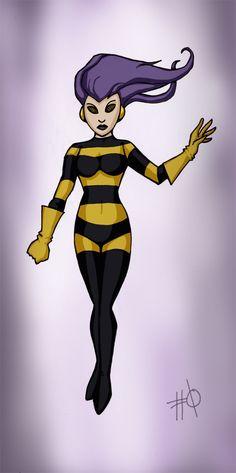 Queen Bee by ZlayerOne
