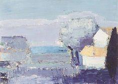 Nicolas de STAËL - Paysage méditerrannéen, 1953