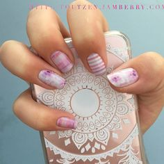 Loving my less wild manicure. Need a jamberry lady, I'm here to help you find your look :)  http://toutzen.jamberry.com