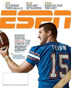 ESPN Magazin, as low as $3.99 per year.