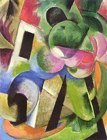 abstracte kunst | Kunstgeschiedenis.jouwweb.nl