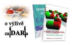Zdarma oba E-booky o výživě!