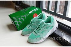 competitive price 906f7 9c79b Puma Trinomic R698 359040-10 Women Mint Green Christmas Deals, Price    107.00 - Adidas Shoes,Adidas Nmd,Superstar,Originals