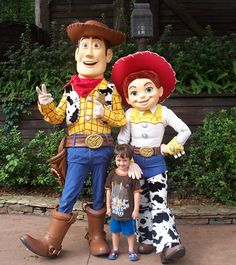 woody jessie and griffin