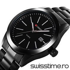 Argos, Fashion Addict, Smart Watch, Jewelry Watches, Quartz, Accessories, Black, Men's Watches, Luxury