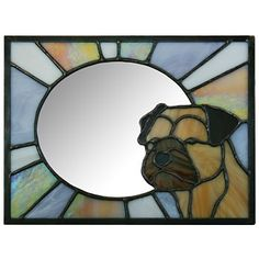 Stained Glass #borderterrier