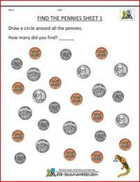 1000+ images about Money Worksheets on Pinterest | Money worksheets ...
