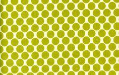 Amy Butler Full Moon Polka Dot Lime Fabric  by SimplySewFabric, $8.50