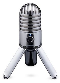 SAMSON Meteor Mic USBマイクロフォン SAMSON http://www.amazon.co.jp/dp/B004MF39YS/ref=cm_sw_r_pi_dp_pKdUub09VQ8SD