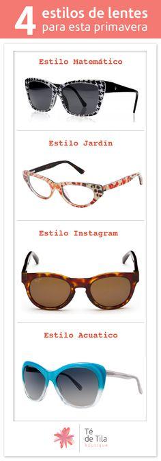 Qué lentes te quedan mejor según tu personalidad? Checa nuestro blog en  www.tedetila.com