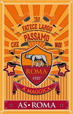 Forza27 » AS Roma Stickers Collection