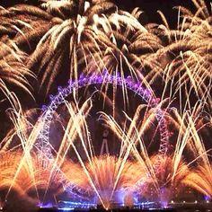 NYE 2012 - London