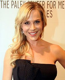 Julie Benz- one of my favorite actresses- actually a sweet person too!