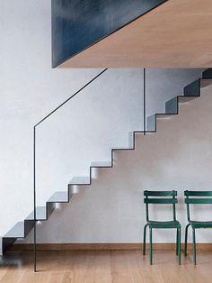 Clapton Warehouse - desire to inspire - desiretoinspire.net - Sadie Snelson Architects