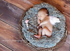 Vintage Cupid photo prop via Etsy Boy Pictures, Newborn Pictures, Baby Photos, Newborn Pics, Baby Newborn, Baby Baby, Holiday Photography, Woods Photography, Newborn Photography