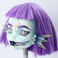 Custom MH Dolls by Rina_Vack