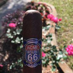 A perfect combination...an #acme #route66 #bigrig #cigar and #springtime. An awesome ending to a busy day. My moment of #zen  #namaste #priceless #cigars #cigarlife #cigarlifestyle #cigarlover #cigarlife_ #cigarporn  #cigarphotography #cigaraficionado  #cigaroftheday  #cigaraddict  #cigarart #cigarlounge  #cigarlover #relax #relaxing