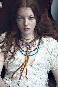 Vanessa Mooney Resort 2015 collection photography Janell Shirtcliff model Laura Hanson Sims styling Donna Lisa
