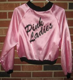 1950s Pink Ladies Jacket by HauntedBuffaloGals on Etsy, $15.00
