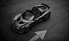 Exige roadster. For my future garage please...